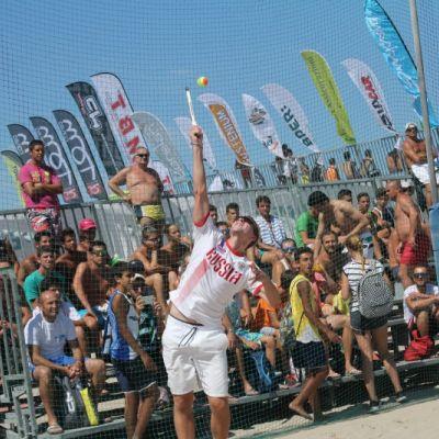 6^ edizione del BTWC Beach Tennis World Championship