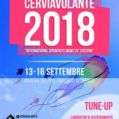 CERVIAVOLANTE 2018