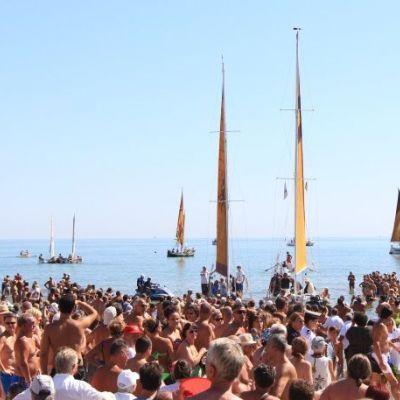 Cervia, la spiaggia ama il libro - 26^ edizione